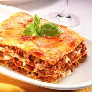 Italian-Lasanga آشپز غذای ایتالیایی